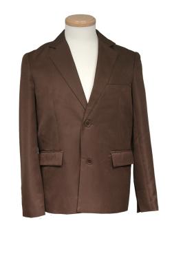 テーラードジャケット/ブラウン 茶色 S〜LL /アパレル 4000-1-bw