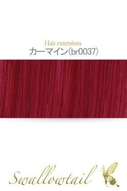 【カーマイン】毛束 ex-br0037