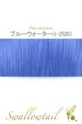 033【ブルーウォーター】毛束 ex-t2520