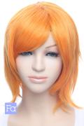 【バレンシアオレンジ】ショートレイヤー la-t1150