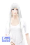 002【ホワイトアッシュ】ロングストレート lo-1001a