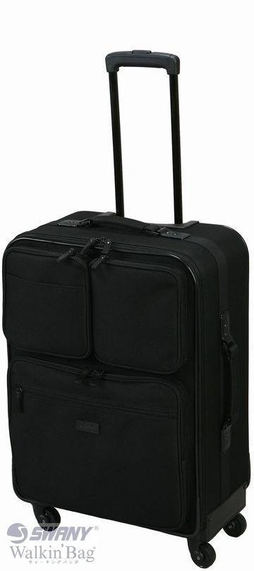 スワニーT-108ポケットバック�(XL)ブラック