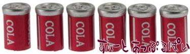 コーラ缶 6本セット IM65468