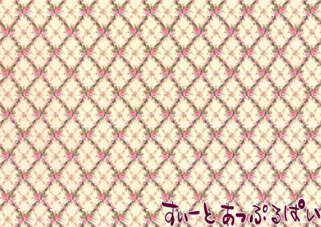 【1/24サイズ】【スペイン製】 ドールハウス用壁紙  WM24502