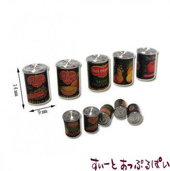 フルーツ&野菜の缶詰 5個セット MWDC71