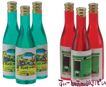 ワインボトル6本セット IM65050