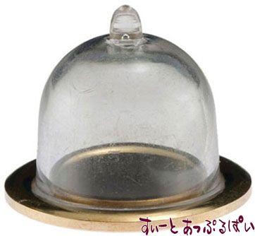 金トレイのケーキドーム IM65052