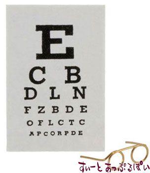 視力検査セット IM65271
