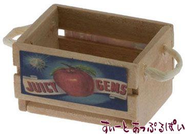 木製フルーツクレートD  IM69024D