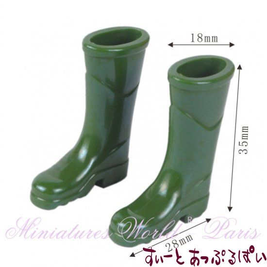 緑の長靴 MWJ17G