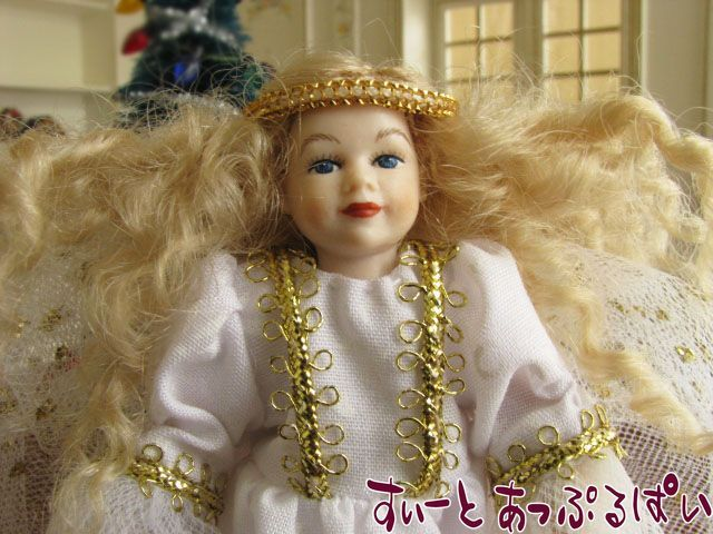 【Heidi Ott】 ハイジオットドール 天使  HO-XC019