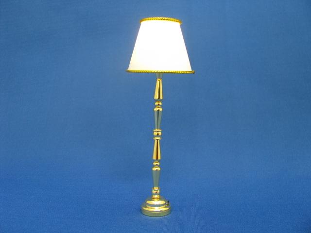 【3V電池式LED照明】 金のフロアスタンド YL3603 HO-YL3603