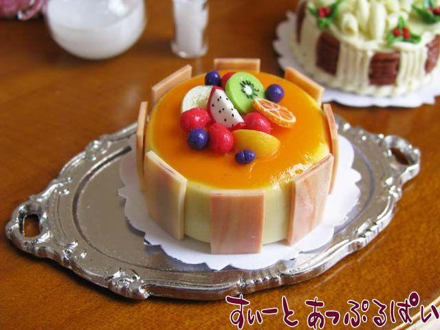 ホールケーキ ベークドチーズ SMCK-02