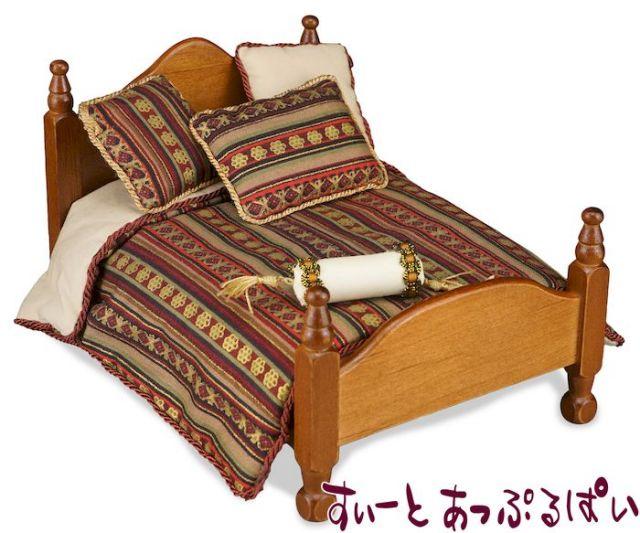 【ロイターポーセリン】【ベッド別売り】【リネンのみ】 ベッドリネン ダンディ RP1829-1