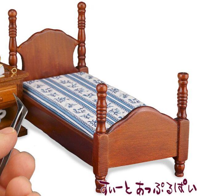 【ロイターポーセリン】 子供用ベッド リネン付き RP1829-4