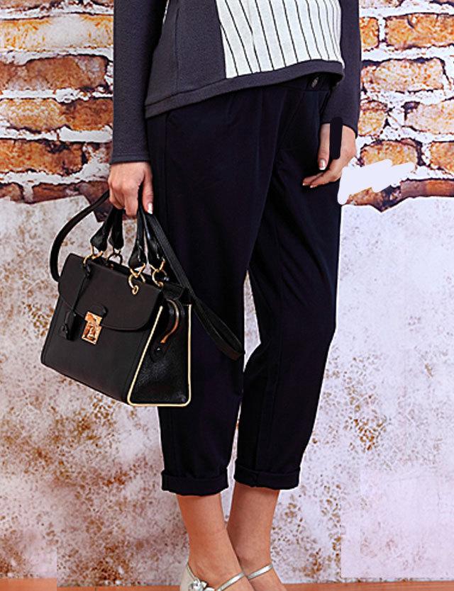 【在庫限り!k】プレーンで穿きやすいコットン素材 マタニティ チノ テーパードパンツ sp5085