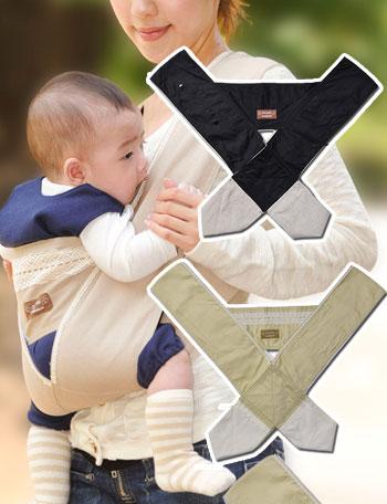 【抱っこひも】Youseino mori 妖精の森 スキンシップだっこひも yg-link-a 赤ちゃん/ベビー/抱っこ紐/桶谷式/オケタニ式