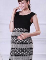 授乳服マタニティフォーマル チュールレースノースリーブ授乳ワンピース so1053 結婚式/ドレス