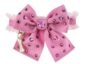��For Pets Only��ե������ڥåġ�����꡼��DIAMOND HEARTS FUXIA COLLAR