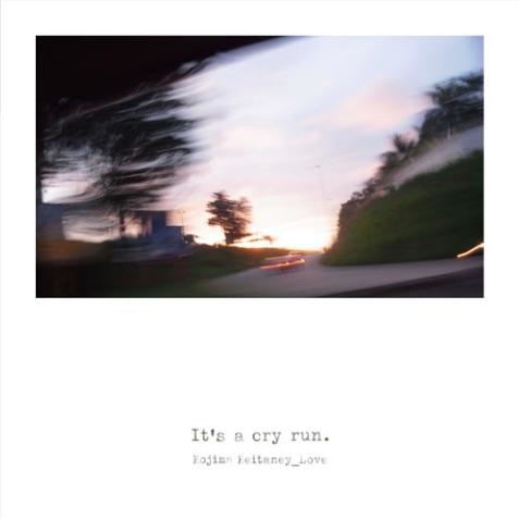 小島ケイタニーラブcdアルバム it s a cry run