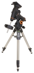 セレストロン CGEM赤道儀+極軸望遠鏡セット