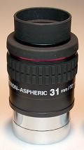 ハイペリオン 31mm「アスフェリック」アイピース (31.7mm/2インチスリーブ付)