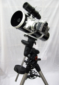 シュミットオリジナル BKP130+AdvancedVX赤道儀直焦点写真撮影お買い得セット