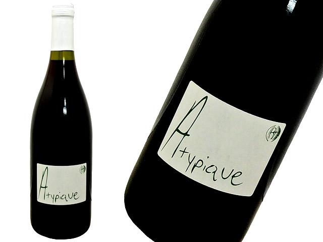 レイナルド・エオレ VdF アティピック 2015(赤)辛口 Reynald Heaule/VdF Atypique Rouge 2015