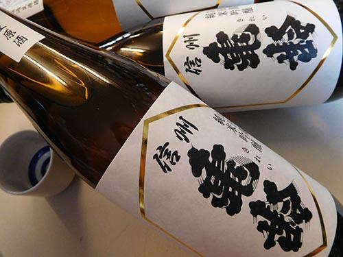 信州亀齢 山田錦 純米吟醸 無濾過生原酒 720ml