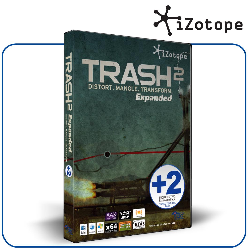 Trash2 Expanded +2
