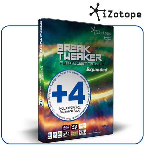 BreakTweaker Expanded +4
