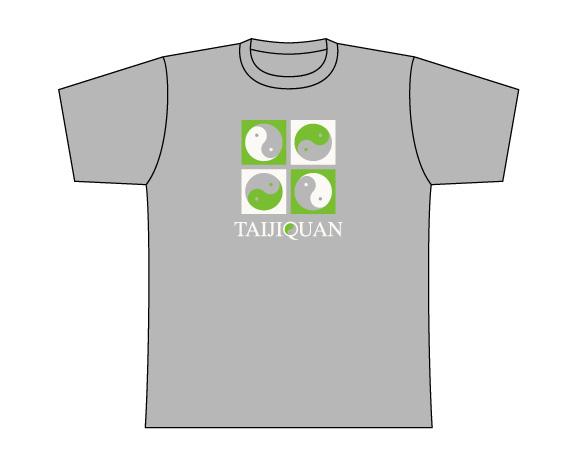 Taijilogo Tシャツ#005S (半袖:ベーシック)
