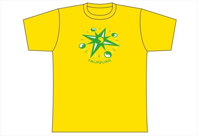 Taijilogo Tシャツ#015S (半袖:ベーシック)