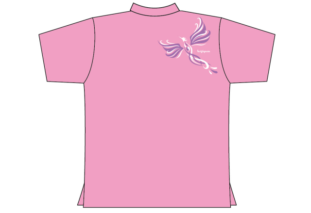 Taijilogo Tシャツ#H202S-hn (ハイグラ、半袖、ハイネック)