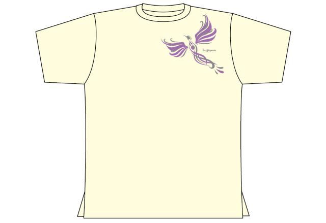 Taijilogo Tシャツ#H202S-rd (ハイグラ、半袖、丸首)
