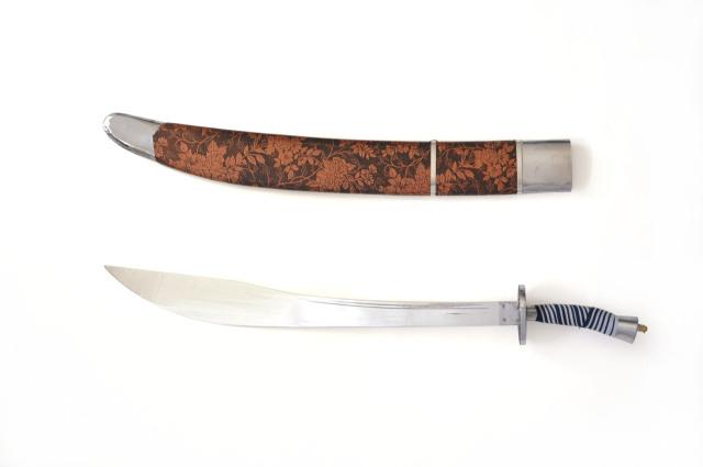 アルミ製刀 (太極拳用)