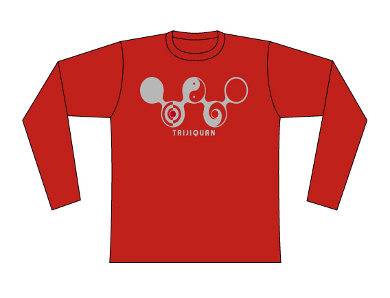 Taijilogo Tシャツ#004L (長袖)