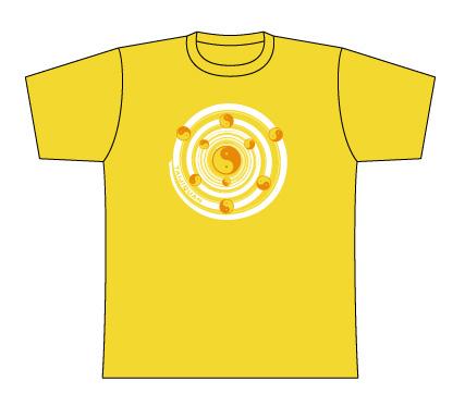 Taijilogo Tシャツ#008S (半袖:カラフル)