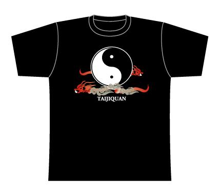 Taijilogo Tシャツ#201S (半袖:ベーシック)