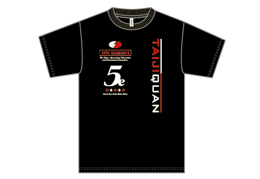 Taijilogo Tシャツ#D013S (半袖:ベーシック)