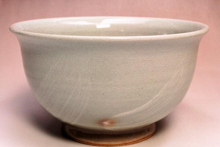 萩焼(伝統的工芸品)どんぶり刷毛姫丸