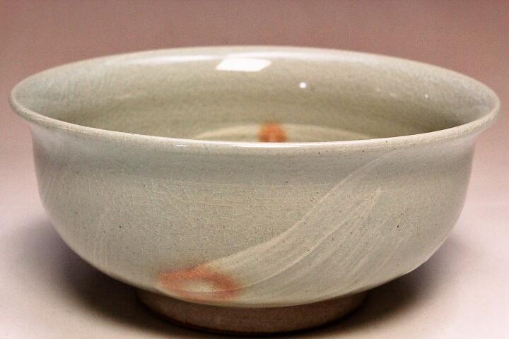 萩焼(伝統的工芸品)小鉢刷毛姫丸朝顔