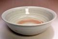 萩焼(伝統的工芸品)深鉢刷毛姫朝顔