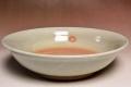 萩焼(伝統的工芸品)平鉢刷毛姫朝顔