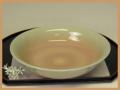 萩焼(伝統的工芸品)平鉢姫萩朝顔