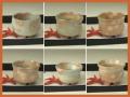 萩焼(伝統的工芸品)ぐい呑御本手(呉器・胴締・筒・端反・ひさご・丸)