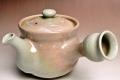 萩焼(伝統的工芸品)急須刷毛姫丸鉄砲口