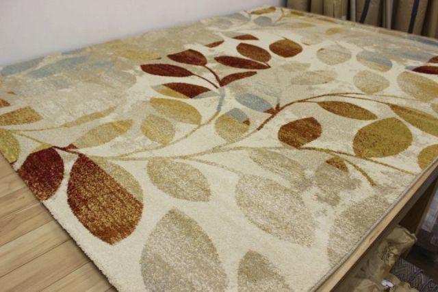 数量限定/最終価格!  トルコ製 ウィルトン織り ラグ カーペット 絨毯 じゅうたん 【品名 エニス】 約3畳 200×250cm