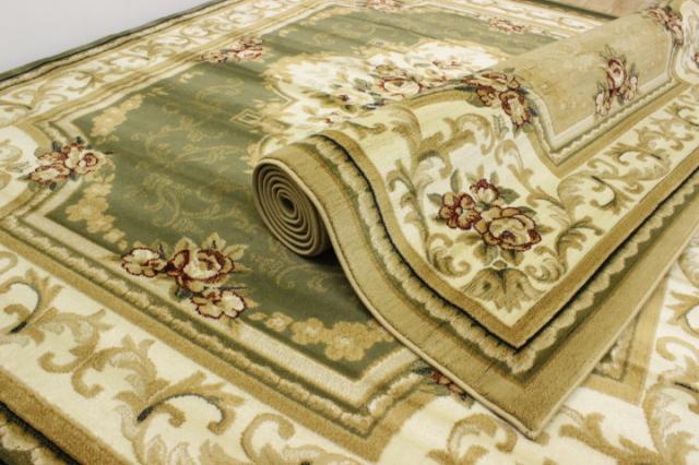 驚異的な安さ!3畳 モルドバ製  ウィルトン織り 良質タイプ カーペット じゅうたん 絨毯 【品名 廃盤/アクアライフ】 約3畳 200x250cm