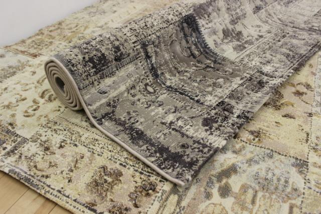 在庫のみ 驚きのスーパープライス ベルギー製 ウィルトン織り 50万ノット カーペット じゅうたん 絨毯 ラグ 【品名 廃盤/レスティ】  約3畳 200×250cm